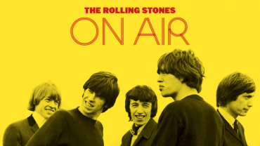 rolling stones on air